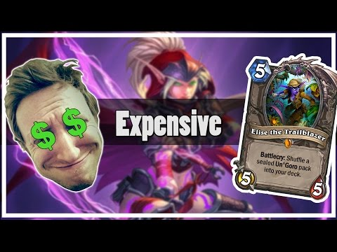 Hearthstone: The Most Expensive Game of Hearthstone