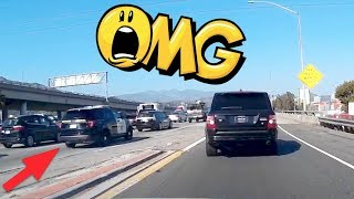🇺🇸 AMERICAN CAR CRASH / INSTANT KARMA COMPILATION #97