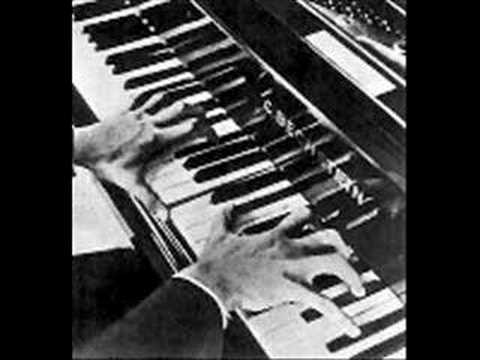 Dinu Lipatti - Barcarolle for piano in F sharp Major op 60