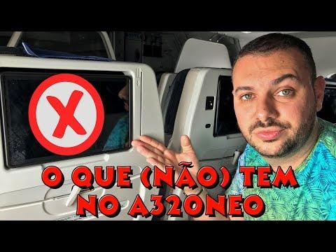 O NOSSO VOO MAIS LONGO NO BRASIL A BORDO DO NOVO AIRBUS 320neo DA AZUL: 2.708 KM | Viaje Por Conta