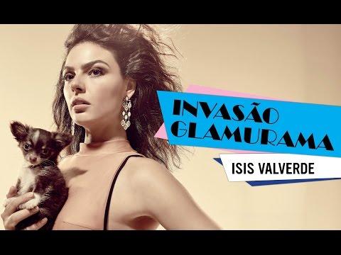 Vídeo Isis valverde ensaio sensual