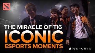 ICONIC Esports Moments: The Miracle of TI6 - TnC vs. OG (Dota 2)