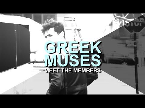 Greek Muses   Meet our Members!