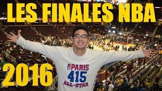 LES FINALES NBA 2016 ! - LE RIRE JAUNE