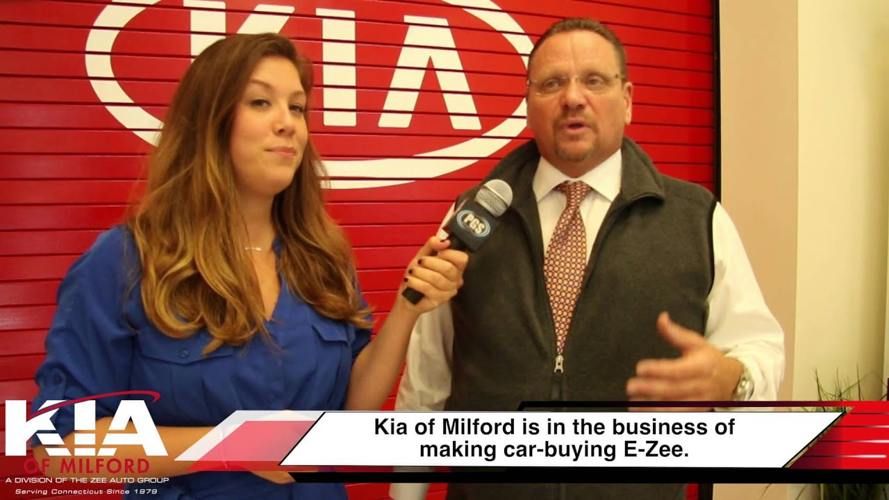 Kia of Milford Makes It E Zee in Milford CT