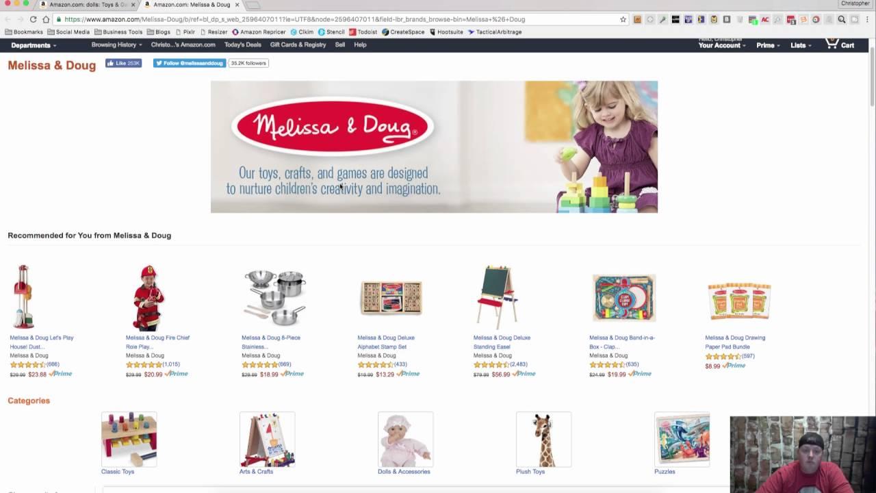 AMZ Seller Browser Chrome Extension Tutorial for Online Arbitrage