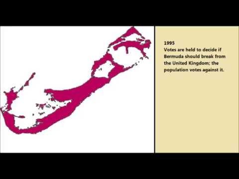 History of Bermuda