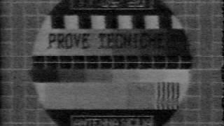 TV-DX Antenna Sicilia E63 Testcard 18.08.1985