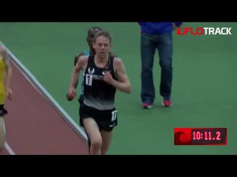 Galen Rupp runs American 2-mile record in 8:07.41