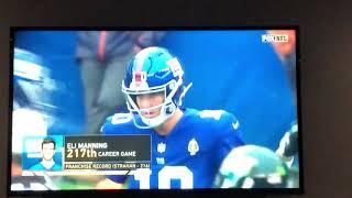 Ereck Flowers Lowlights, beginning drive, NFL