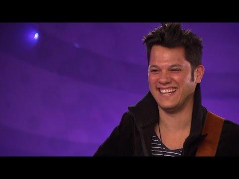 Joel Nunez - She will be loved av Maroon 5 (hela audition) - Idol Sverige (TV4)