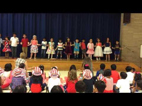 Kindergarten Shake It Off!