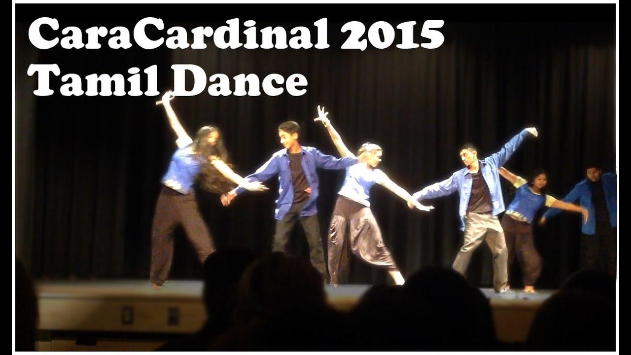 Caracardinal 2015 Tamil Dance