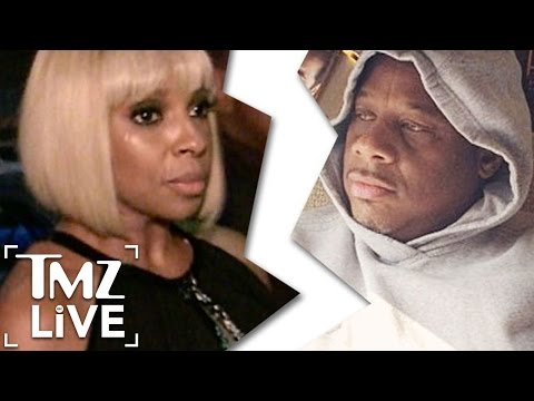 Mary J. Blige Files For Divorce (TMZ Live)