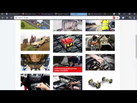 Галерея материалов и новостей в Joomla