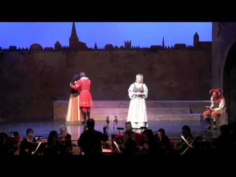 When a Wooer Goes a-Wooing (The Yeomen of the Guard 2010)