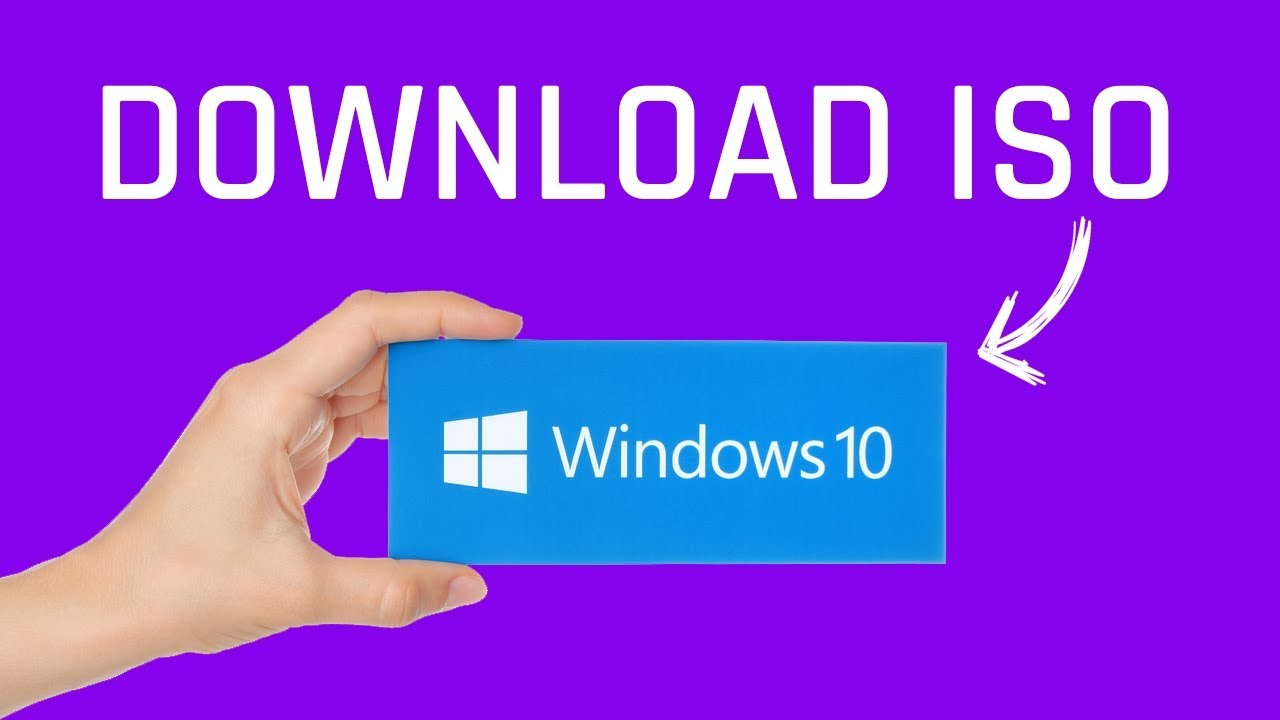 How to Download Windows 10 ISO using Media Creation Tool (version 1803)