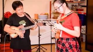 Ukulele Music Exchange Program with Blue Tone Shakalele D'Music Studio Part 2