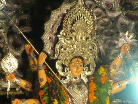 Durga Puja Bhasani Mahaotsava 2014, Bhubaneswar.