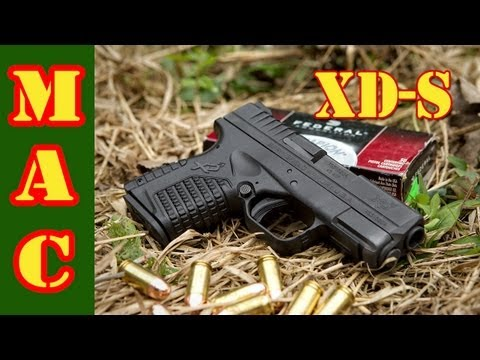 Springfield XDS 45 ACP Handgun
