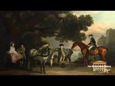 Amazing Gallery Paintings- George Stubbs HD