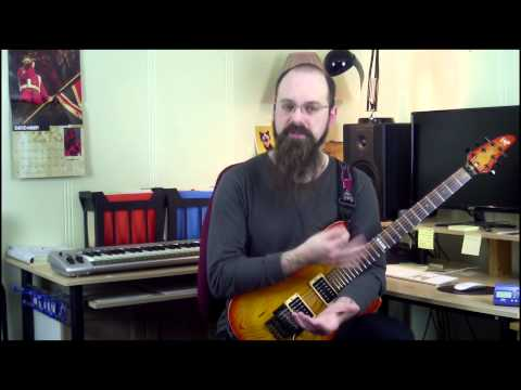 How To Change The Rhythm Of A Guitar Phrase [Music Theory Guitar Trick]