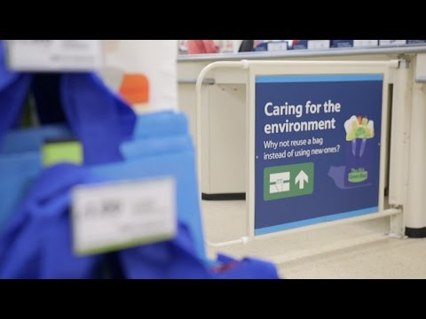 The Carrier Bag Charge | What we are doing