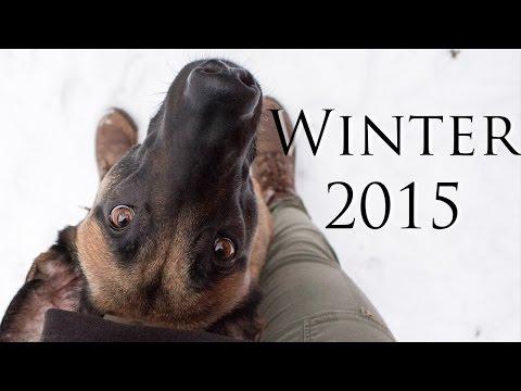 Brandy & Fasa - Winter 2015 - tricks
