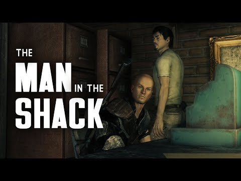 Camp McCarran Part 3: The Man in the Shack - Dealing with Contreras - Fallout New Vegas Lore
