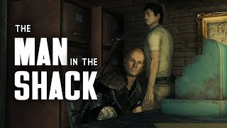 Camp McCarran Part 3: The Man in the Shack - Dealing with Contreras - Fallout New Vegas Lore screenshot 1