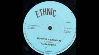 Al Campbell - Babylon Dub (1980)