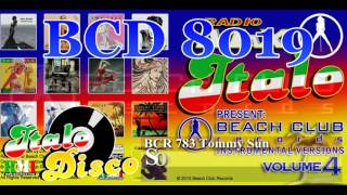 Radio MaxItalo Present -  BCR Instrumental Versions Vol. 4