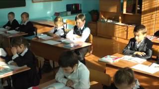 Урок по литературе в 3 классе проводит учитель Гасанова Ольга Терентьевна.