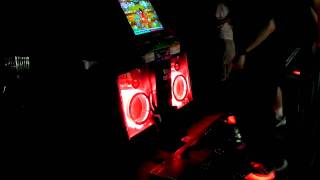 BFOVER30 (Semifinal) - TRIBAL DANCE (Almighty Mix) (SP) [MANIAC] (Played by HIRO & CG) - DDR Play