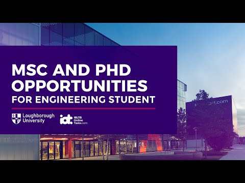 msc-and-phd-opportunities-for-engineering-student---loughborough-uni-|-study-abroad-|-live-lesson