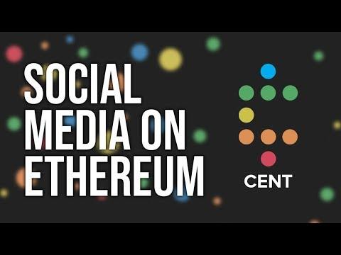 Cent - Rewards & Social Media On Ethereum