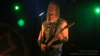 Ensiferum - Little Dreamer (St.Petersburg, Russia, 12.04.2015) HQ Audio