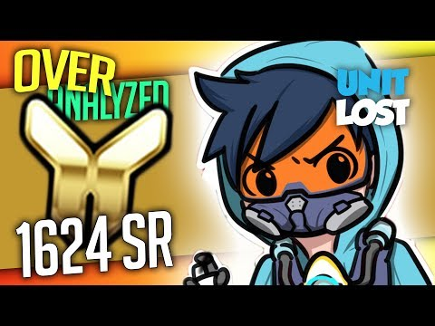Overwatch Coaching - Tracer - SILVER/GOLD 1624 SR - [OverAnalyzed]