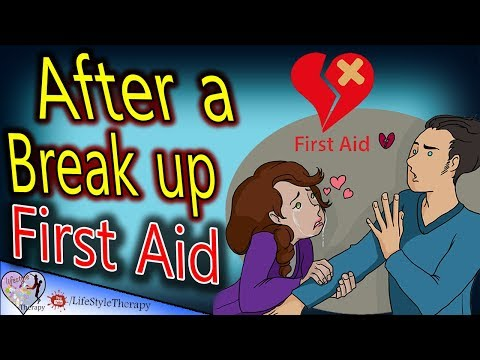 the do's and don'ts immediately after a break up | animated