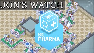 Jon's Watch - Big Pharma [60fps PC Gameplay]