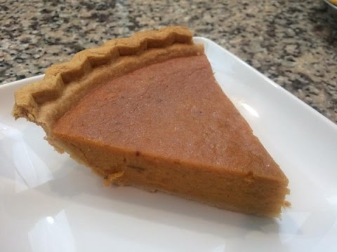Easy Sweet Potato Pie Recipe, simply delicious!