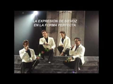 IL DIVO SINGING: SORTILEGIO DE AMOR.wmv