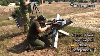 Tank Trap Trouble