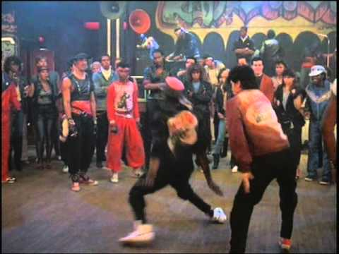 Street Dance/Break Dance (Breakin' 1) Scene #1