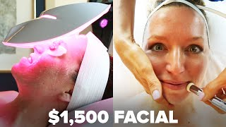I Got A $1,500 Facial From The Future