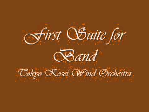First Suite for BandTokyo Kosei Wind Orchestra