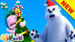 ODDBODS | Oh Christmas Zee, Oh Christmas Zee | CHRISTMAS 2020 | Cartoons For Kids
