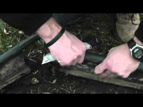 How-to Install Plastic Edging
