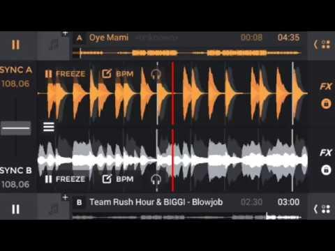The Party Music - edjing pro birthday mix