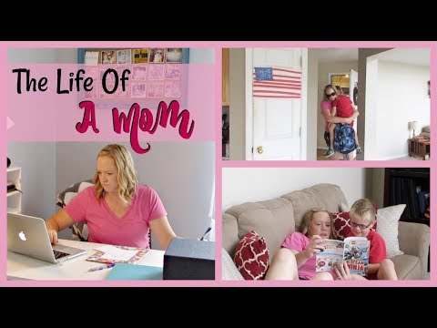 The Life Of A Mom   Daily Vlog